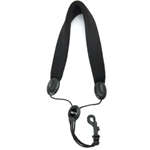 Rico Padded Sax Strap with Plastic Swivel Hook, Fits Alto & Soprano
