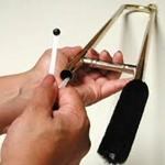 Brass Saver, Premium Internal Cleaning Brush for Trombone