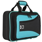 Kaces Clarinet Case, Teal