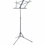 Folding Music Stand with Bag, Blueberry