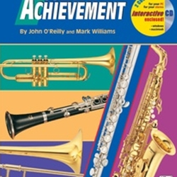 Accent on Achievement Book 1, Trumpet