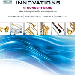 Sound Innovations Book 1, Clarinet