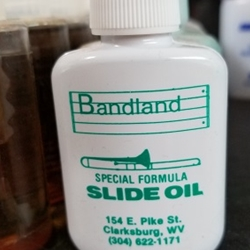 Bandland Slide Oil