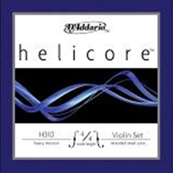 Helicore Premium Violin Strings, 4/4