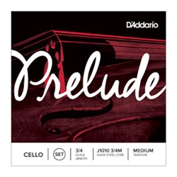 Prelude 3/4 Cello String Set